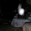 This is the fourth still image, of twelve images presented, of The Light of Mother Mary; as captured on video the evening of May 16, 2018.