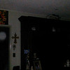 This is a still image of Archangel Raguel; as captured on video Easter evening, April 1, 2018.