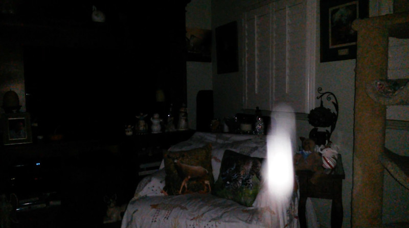 This is the seventh still image, of fourteen images presented, of The Light of Jesus; as captured on video the evening of October 3, 2018.