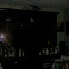 This is one still image, of fourteen images presented, of The Light of my friend's mother, Trixie; as captured on video the evening of November 2, 2018.