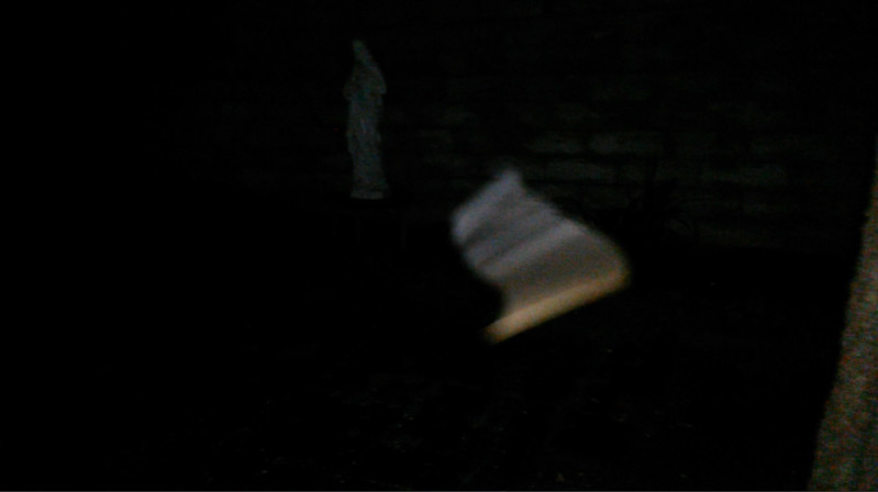This is one still image, of five images presented, of The Light of Jesus; as captured on video the evening of February 21, 2017.