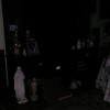 This is the second still image, of twelve images presented, of The Light of Jesus; as captured on video the evening of January 19, 2018. Archangel Uriel can also be seen ascending in the room.