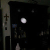This is the second and final still image of The Light of my Grandmother Ruth; as captured on video the evening of August 12, 2018.