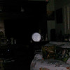 This is the fourth still image, of ten images presented, of The Light of Mother Mary; as captured on video the evening of November 11, 2018.
