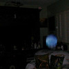 This is the second still image, of three images presented, of The Light of Jesus; as captured on video the evening of December 25, 2018.