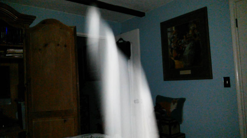 This is the second still image, of three images presented, of The Light of Jesus; as captured on video the evening of July 28, 2015.