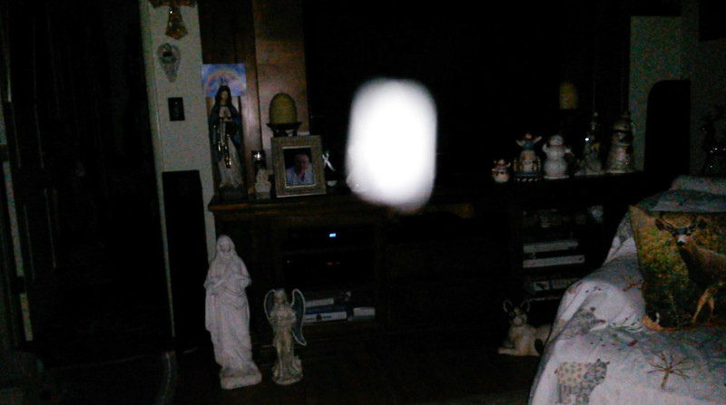 This is the thirty-fourth still image, of thirty-eight images presented, of The Light of Jesus; as captured on video Election Night, November 6, 2018.