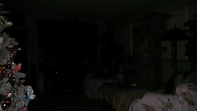PART 2 - THE LIGHT OF JESUS SENDS BLESSINGS - AS CAPTURED ON VIDEO THE EVENING OF FEBRUARY 16, 2018