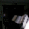 This is one still image, of three images presented, of The Light of Jesus; as captured on video the evening of May 16, 2018.