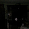This is one still image, of four images presented, of The Light of my Fiance Ken; as captured on video the evening of April 16, 2018.