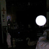 This is the seventh still image, of eight images presented, of The Light of Jesus; as captured on video the evening of December 17, 2018.