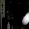 This is the third still image, of four images presented, of The Light of Jesus; as captured on video Easter evening, April 1, 2018.