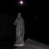 This is the third still image, of four images presented, of The Light of Jesus; as captured on video the evening of the Full Harvest Moon September 25, 2018.