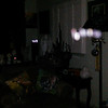 This is a still image of The Light of Mother Mary; as captured on video the evening of January 21, 2021.