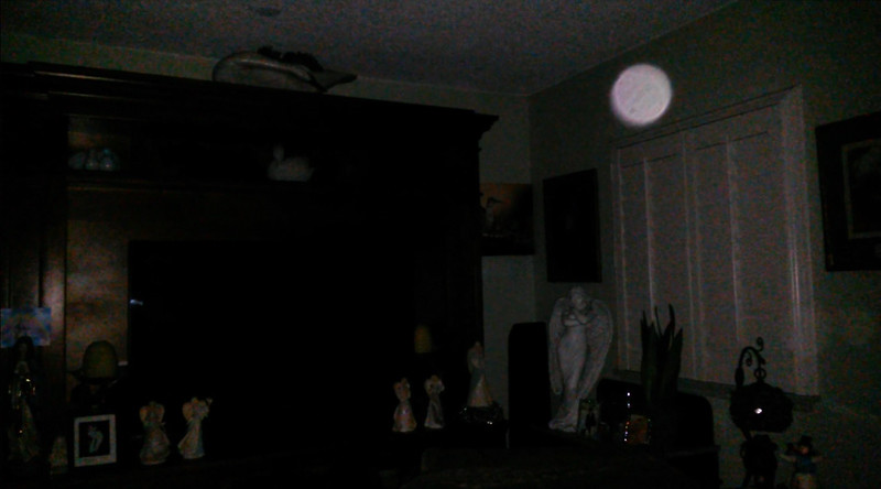 This is a still image of Archangel Chamuel; as captured on video in the early morning of September 8, 2019.