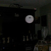 This is the fourth still image, of six images presented, of The Light of Mother Mary; as captured on video the evening of Easter, April 21, 2019.