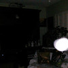 This is one still image, of eleven images presented, of The Light of Jesus; as captured on video the evening of May 10, 2018.