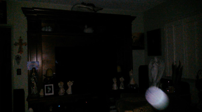 This is a still image of Archangel Raphael; as captured on video in the early morning of September 8, 2019.