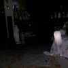 This is the fourteenth still image, of seventeen images presented, of The Light of Mother Mary; as captured on video the evening of November 28, 2018.