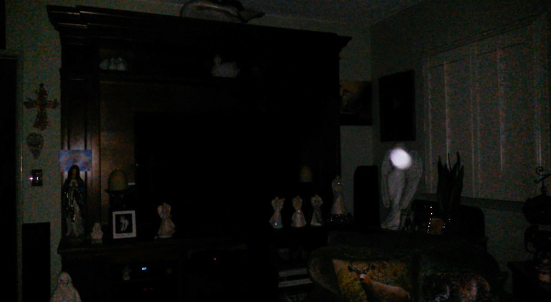 This is a still image of Archangel Metatron; as captured on video the evening of July 30, 2019.