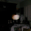 This is a still image of The Light of Mother Mary; as captured on video the evening of July 2, 2019.