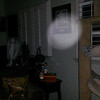 This is a still image of The Light of Jesus; as captured on video the evening of September 18, 2019.