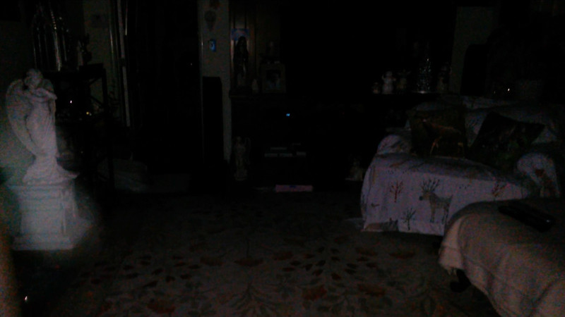 This is the sixteenth and final still image of The Light of Mother Mary; as captured on video the evening of October 5, 2017.