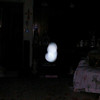 This is the second still image, of sixteen images presented, of The Light of Mother Mary; as captured on video the evening of October 5, 2017.