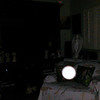This is the fifth still image, of seven images presented, of The Light of Mother Mary; as captured on video the evening of January 3, 2019.
