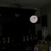 This is the third still image, of six images presented, of The Light of Mother Mary; as captured on video the evening of Easter, April 21, 2019.