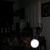 This is a still image of The Light of Mother Mary; as captured on video the evening of August 9, 2019.