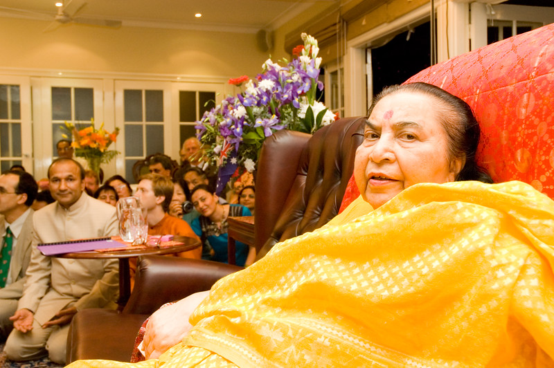 Burwood ashram, Sydney, Independence Day, 25 January 2006