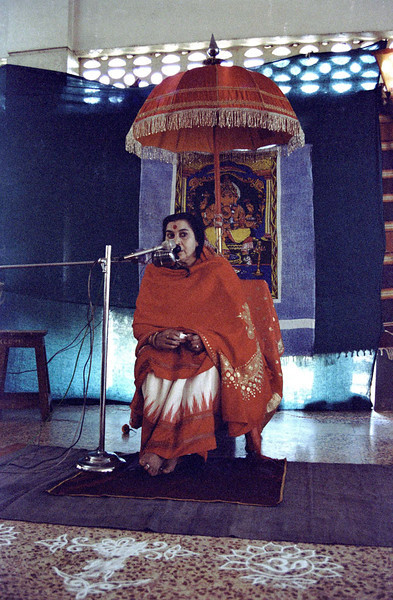 Seminar, January 1982, Lonavala India (Matthew Fogarty photo)