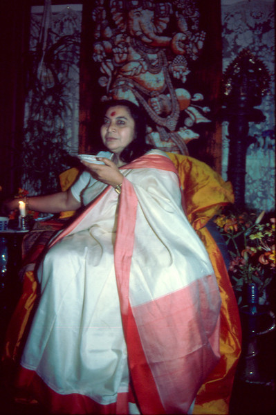 Shri Ganesha Puja, Brighton UK, 19 July 1980
