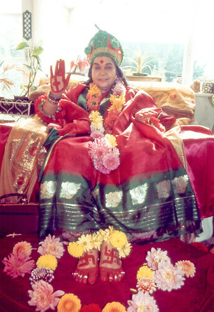 Shri Ganesha Puja, October 1982, Wellingborough UK