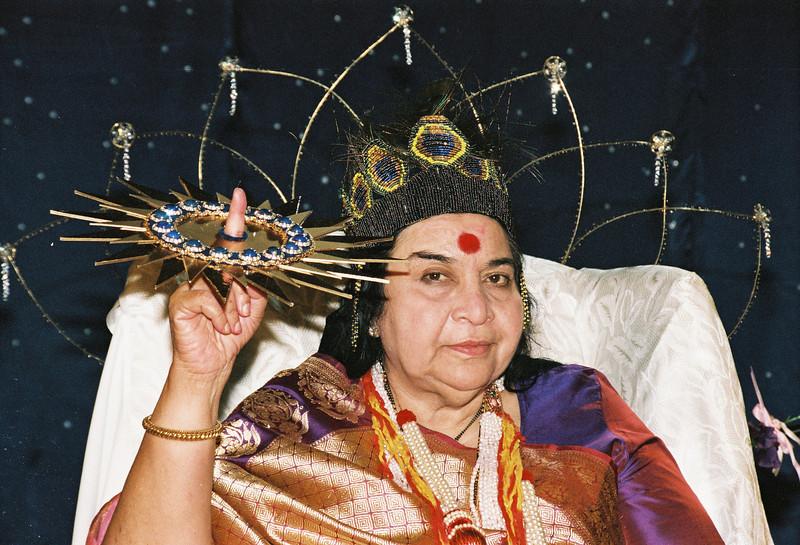 Shri Krishna Puja, USA, 29 September 1996