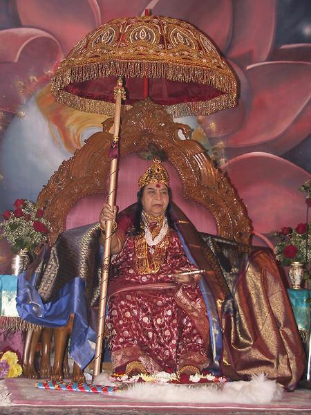 Shri Krishna Kubera Puja, 18 August 2002, Canajoharie USA (Anjan Upadhya photo)