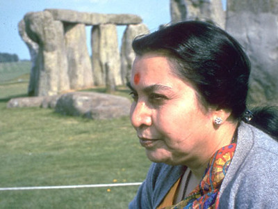 Stonehenge, United Kingdom, 1980