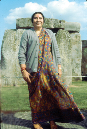 Stonehenge, United Kingdom, 1980 (54 MB tiff file available upon request)