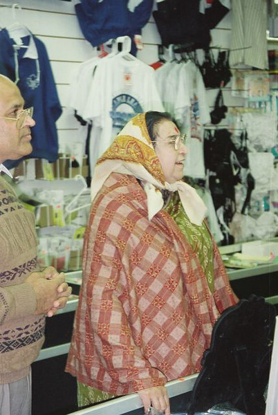 shopping, September 1996, Toronto Canada