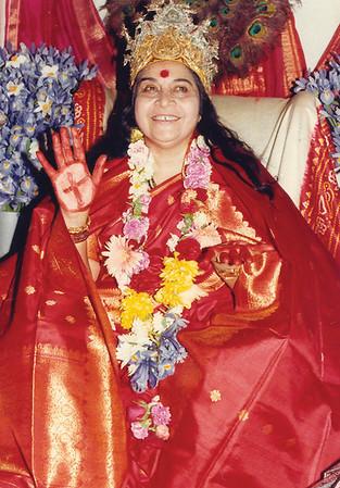 Sahasrara Puja, 5 May 1981, Chelsham Road Ashram, London