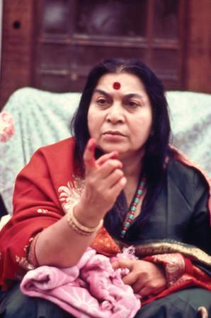 Guru Puja, Chelsham Road Ashram, London, 19 July 1981