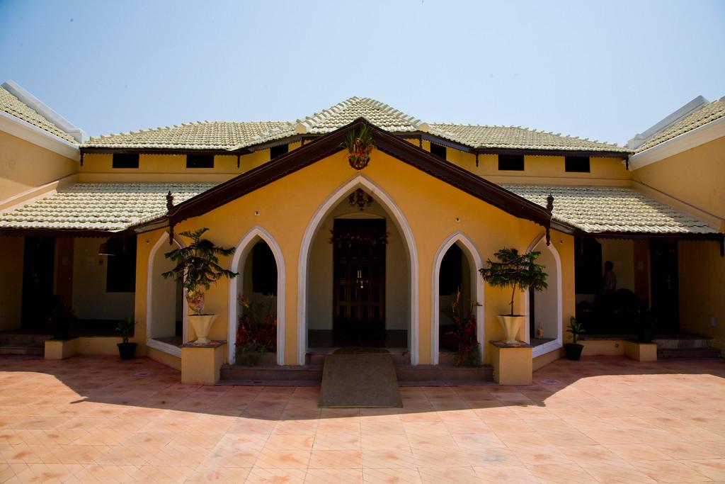 Shri Mataji's birth house, Chindwara India, 2008 (Calin Chirou, photographer)