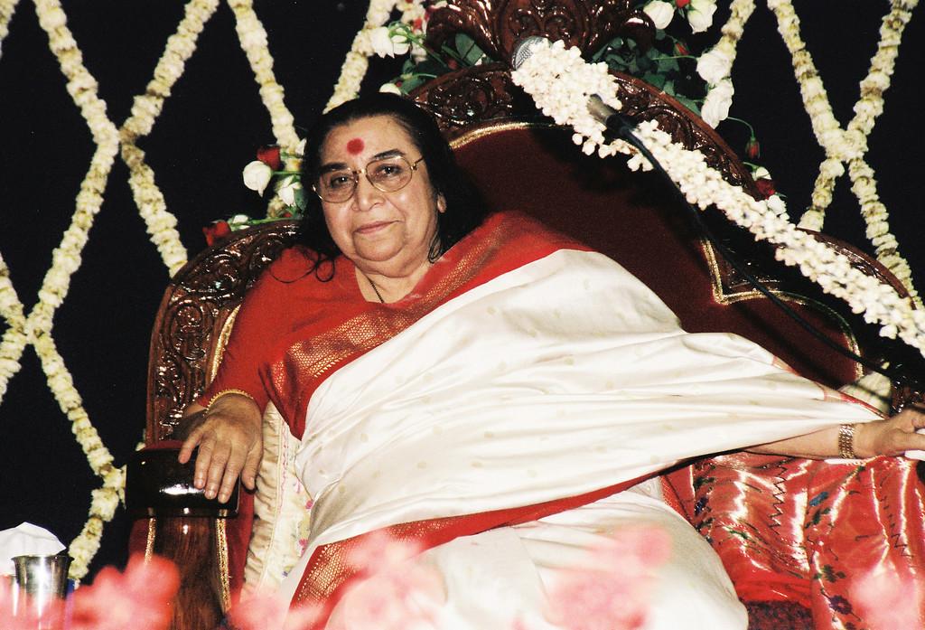 Birthday Puja, March 1998, Delhi