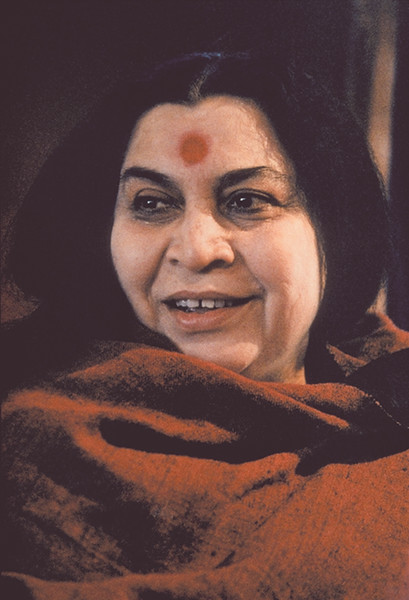 Sahaja Yoga Temple, Delhi, February 1983 (Matthew Fogarty photo)