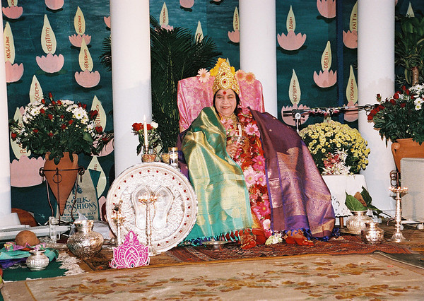 Diwali Puja, 7 November 1999, Dephi Greece