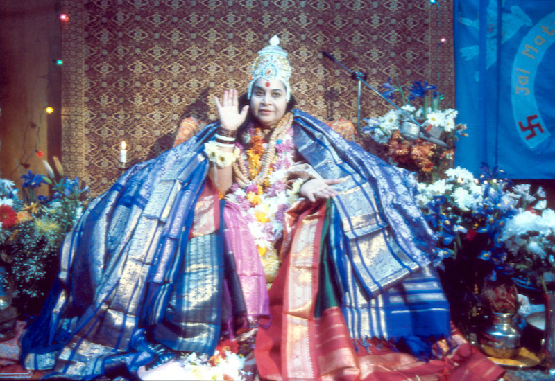 Navaratri Puja (Seven Saris Puja), 17 October 1982, Hampstead London
