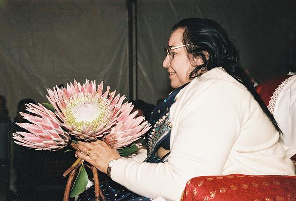 • Diwali Puja, November 1996, Lisbon