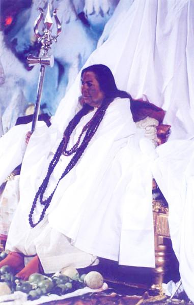 Shivaratri Puja, 15 February 2004, Pune (Anjan Upadhya photo)