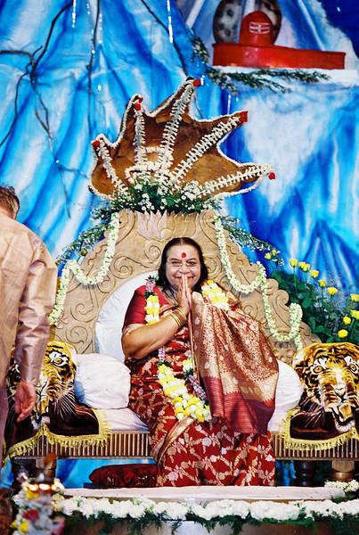 Shivaratri Puja, 17 March 2002, Pune